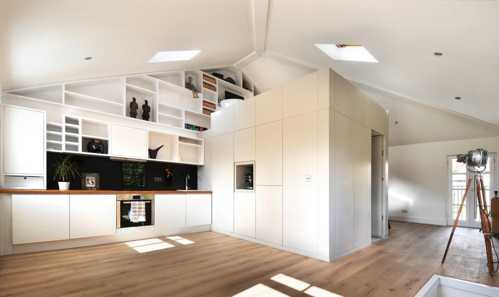 Loft Kitchen Design Interior Design Ideas