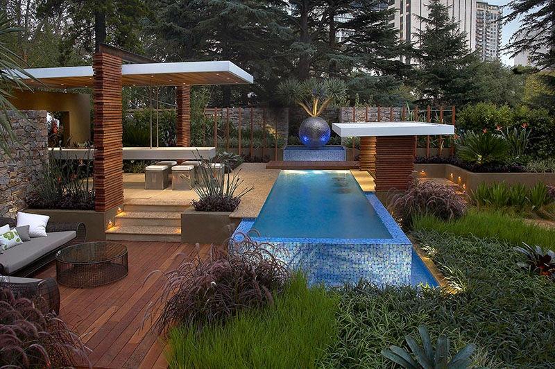 Modern Landscape Design Ideas From Rollingstone Landscapes