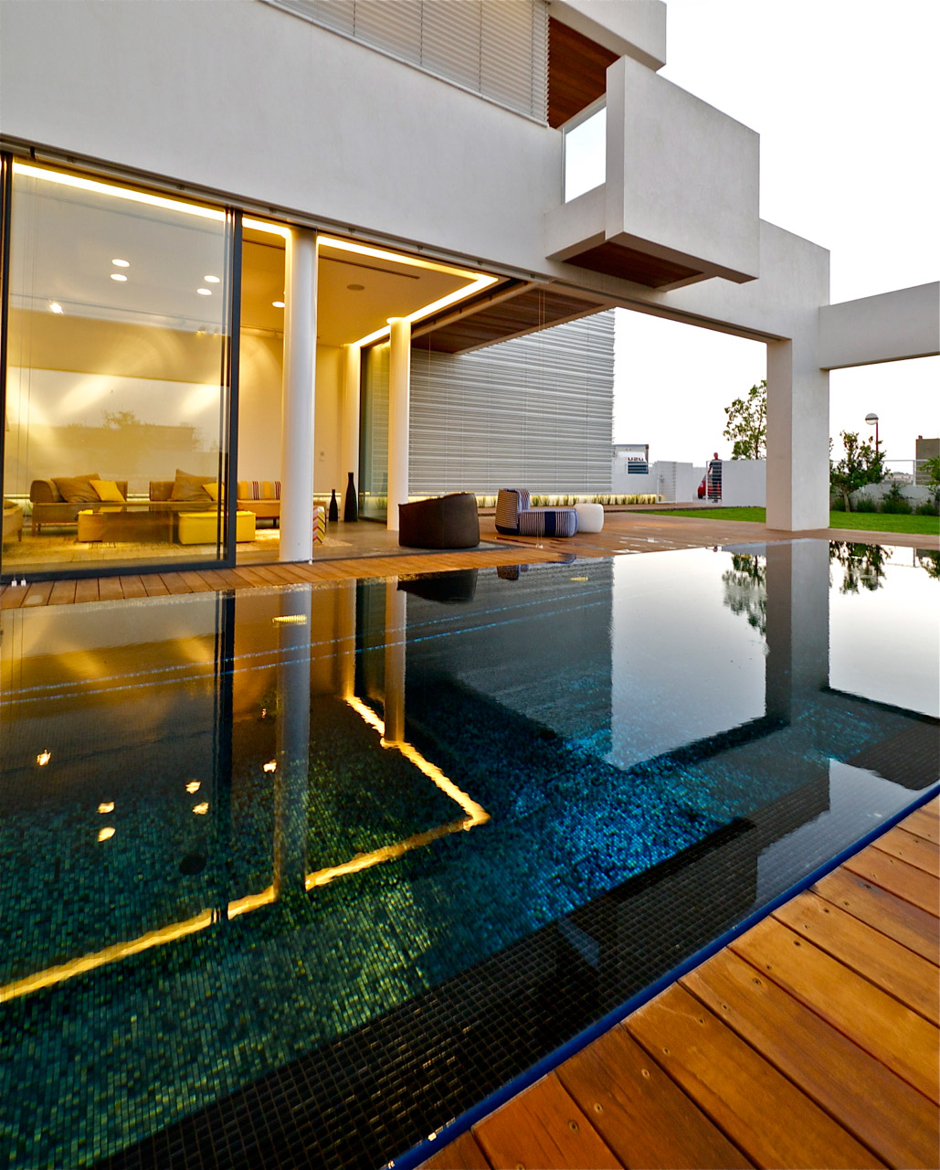 Modern Luxury Villas Designed By Gal Marom Architects