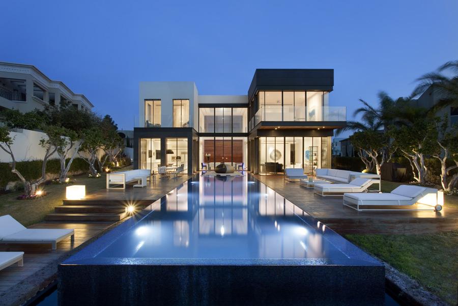 modern luxury villas designed by gal marom architects rh home designing com