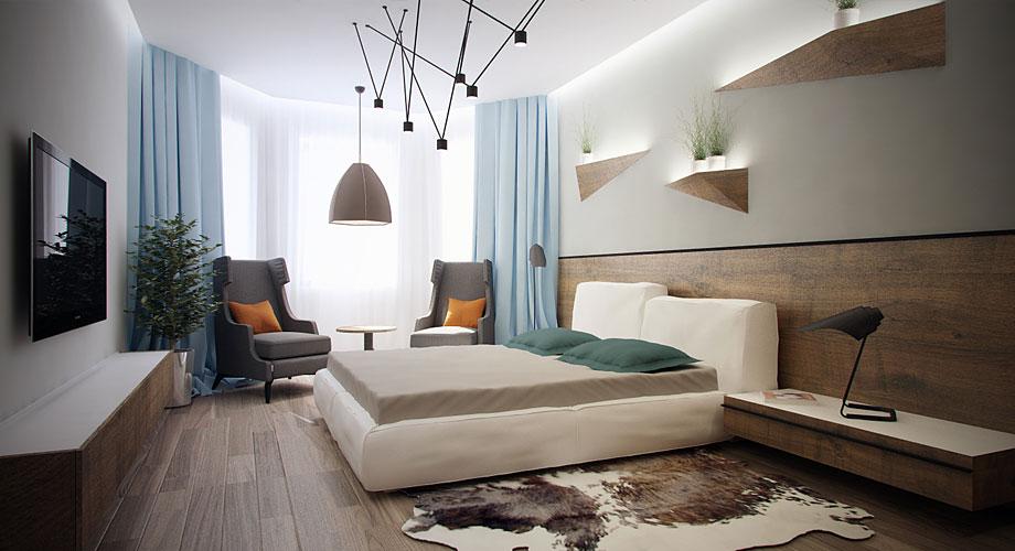 Avant-Garde Apartments feature the Latest Lines and Lighting [Visualized] & Avant-Garde Apartments feature the Latest Lines and Lighting ...