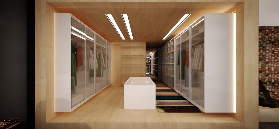 Wardrobe Design Bedroom Interiors