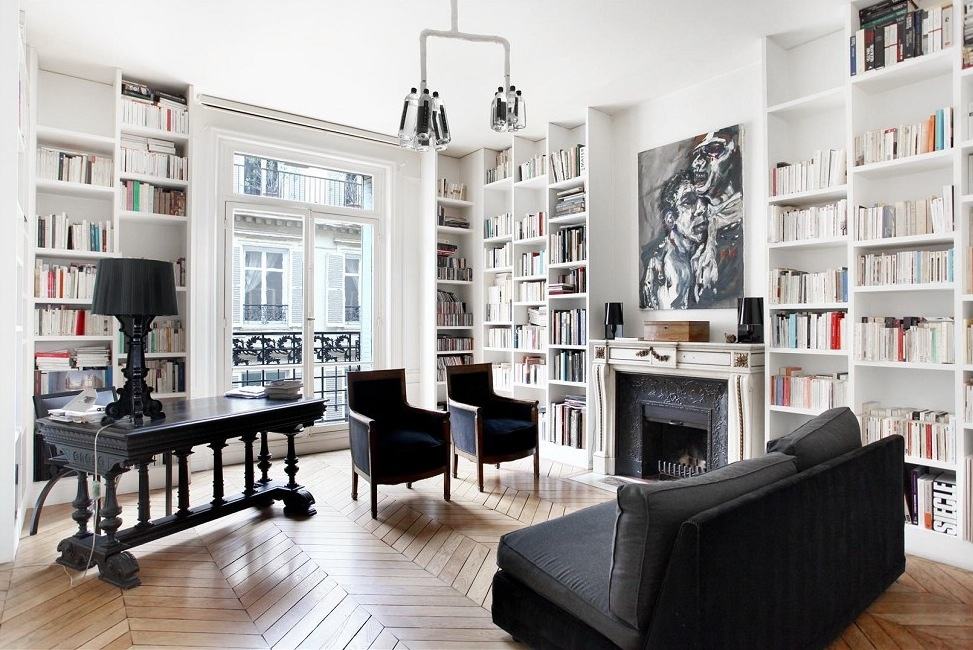 French Interior Design: The Beautiful Parisian Style - photo#19