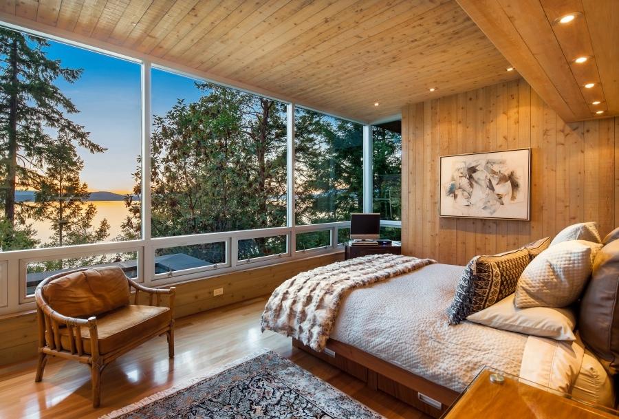 Modern Daniel White Home In Saanich Bc Canada