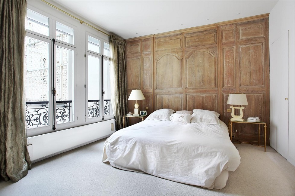 french interior design the beautiful parisian style. Black Bedroom Furniture Sets. Home Design Ideas