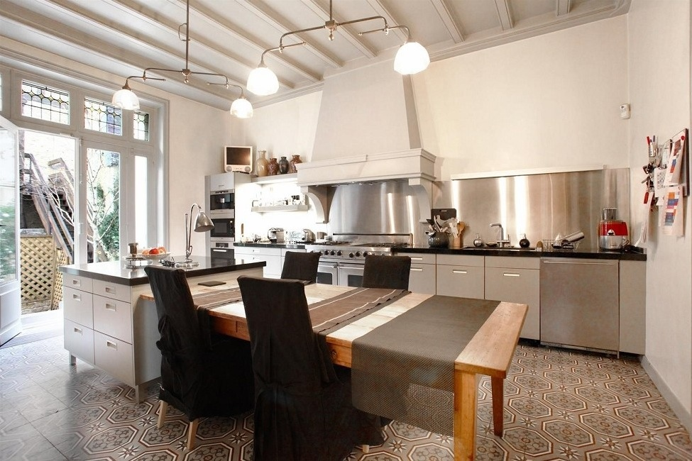 French Kitchen Designinterior Design Ideas