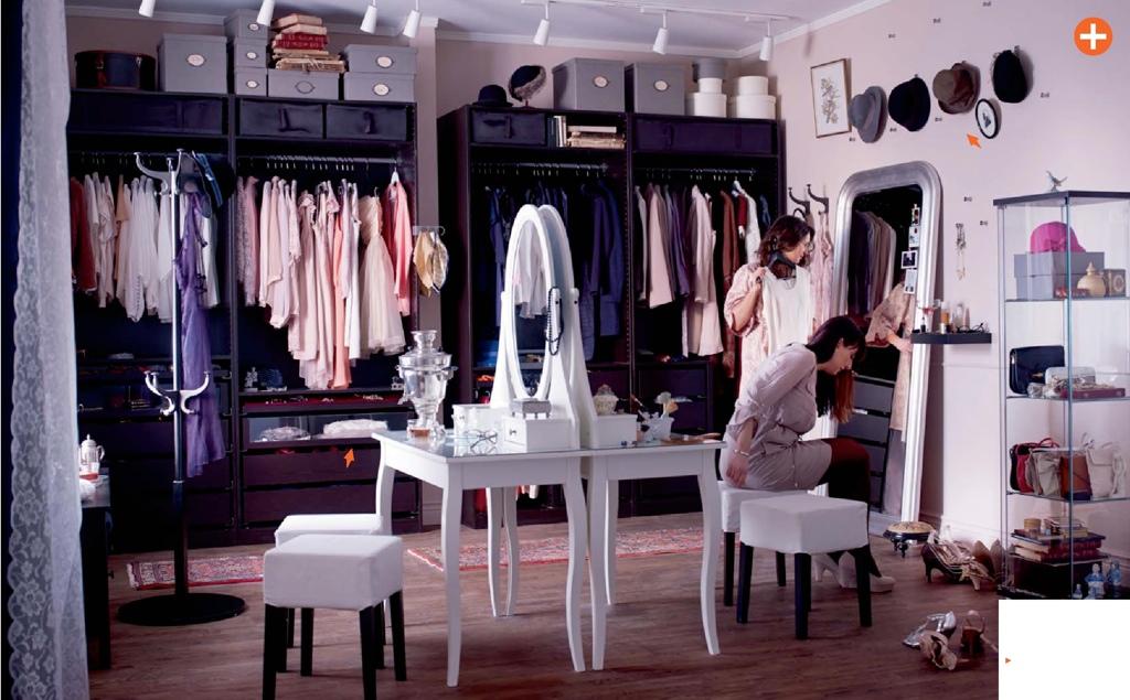 ikea womens wardrobe | Interior Design Ideas.