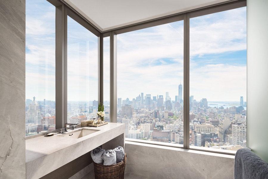 Gisele bundchen and tom brady apartment at one madison new york