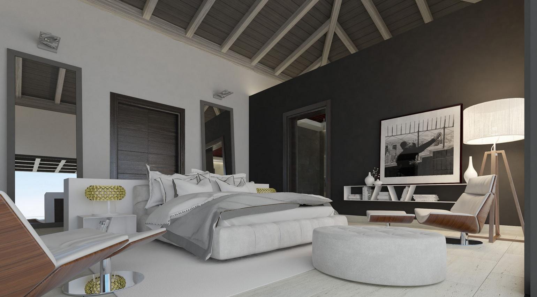 Home Design Ideas Bedroom: Luxurious 9 Bedroom Spanish Home With Indoor & Outdoor Pools