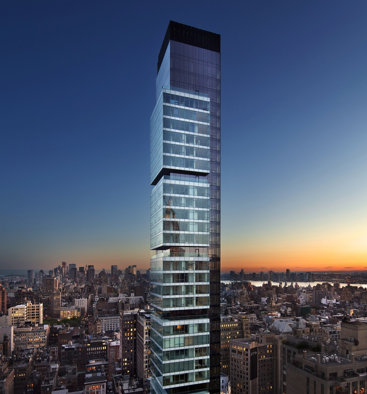 Nyc Apartment Building: Gisele Bundchen And Tom Brady Apartment At One Madison