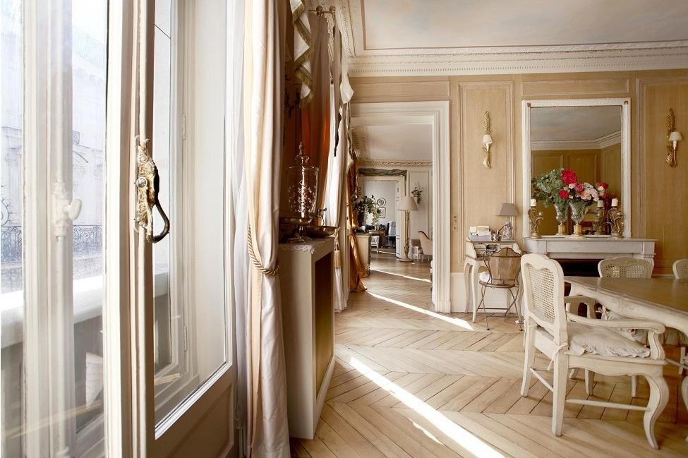 French Interior Design: The Beautiful Parisian Style