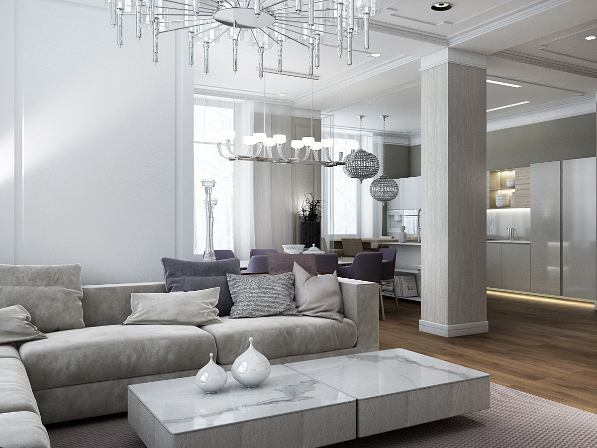 living room soft furnishings ukrainian design team creates interiors of luxurious comfort 12848