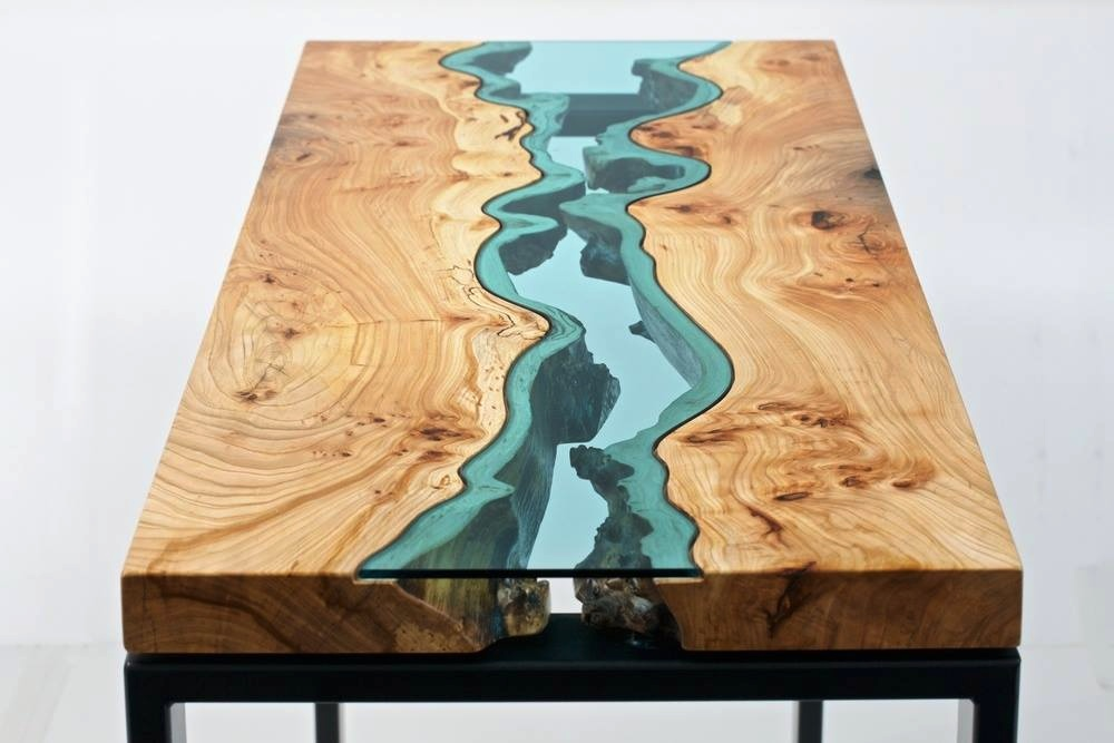 20 Uniquely Beautiful Coffee Tables