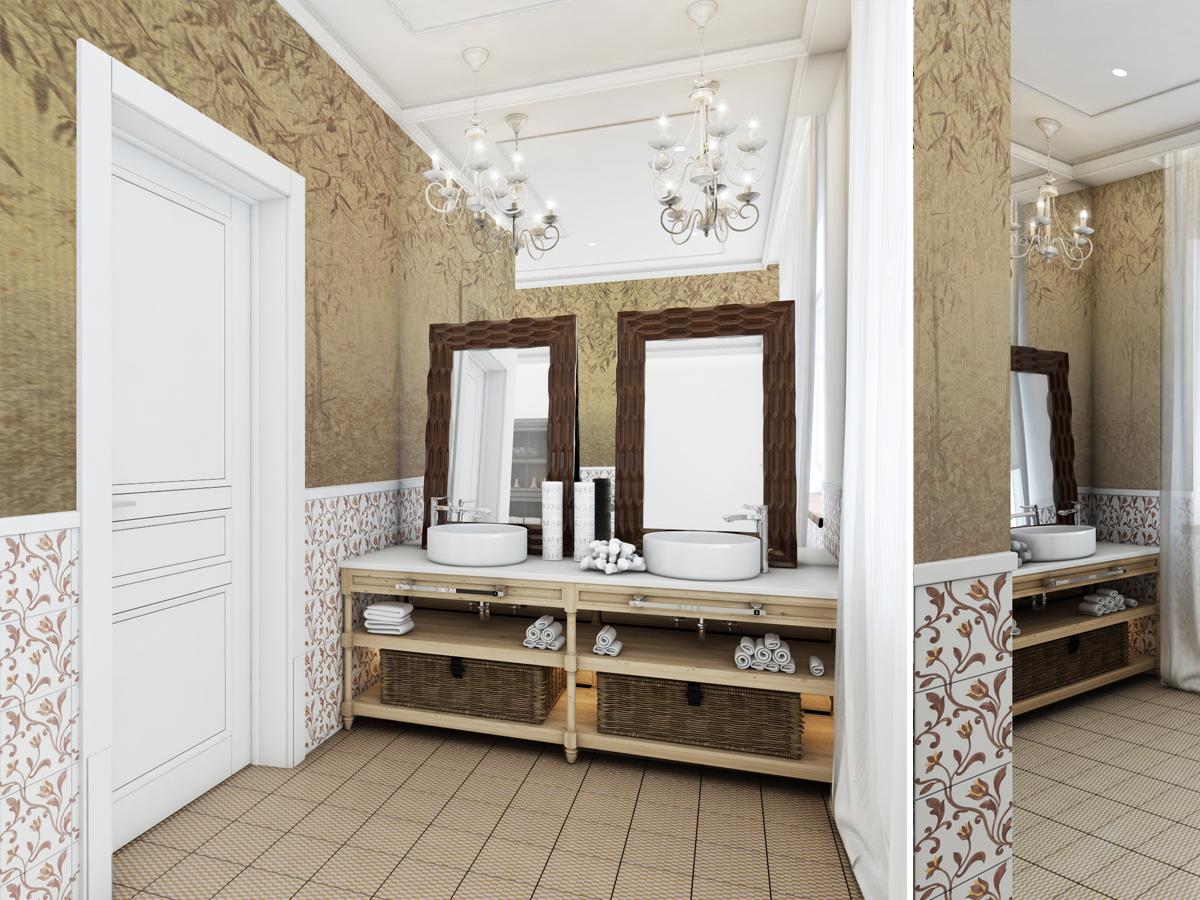 Bathrooms Ideas Modern Powder Rooms