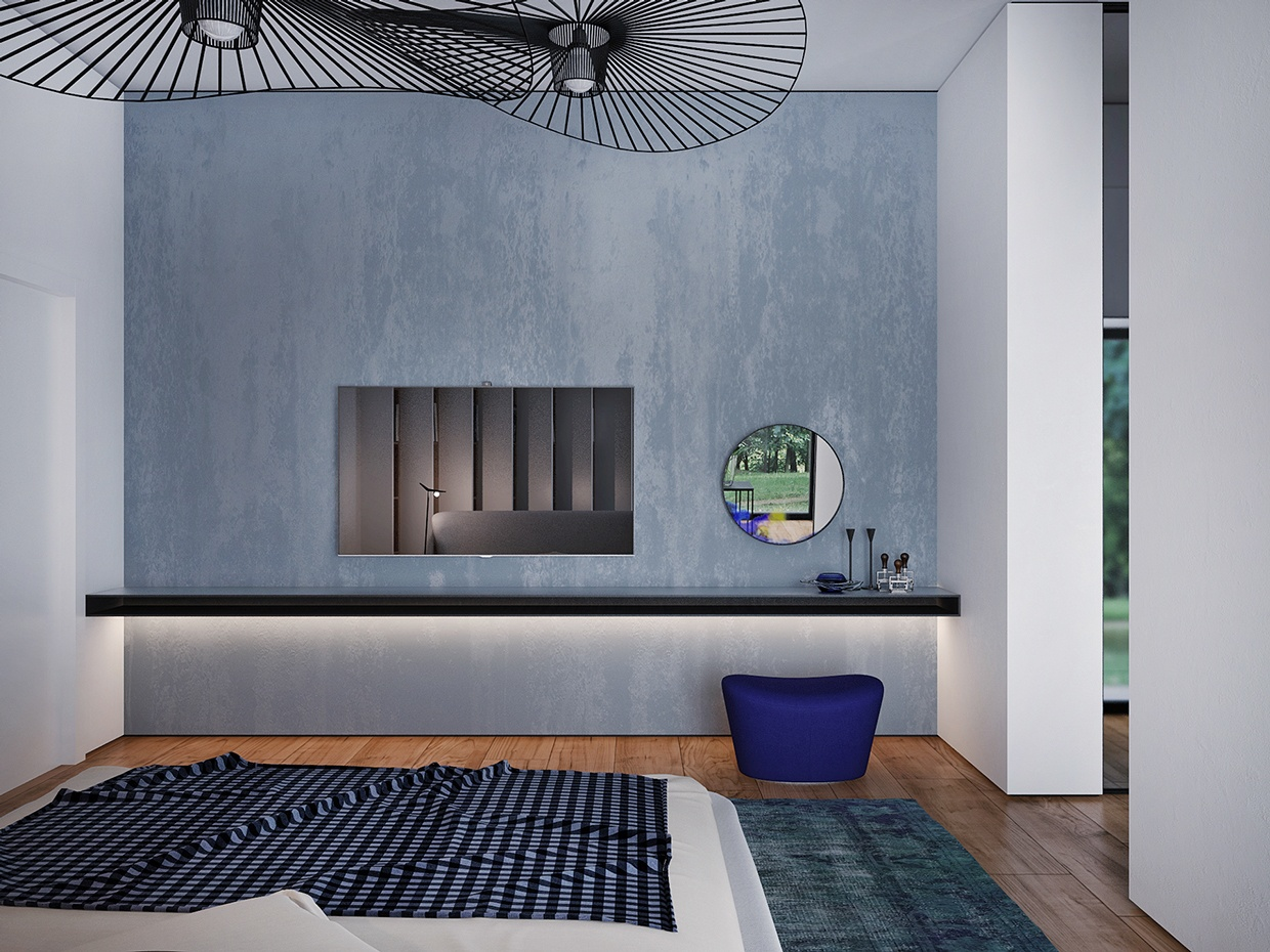 Cool Wall Treatment Ideas