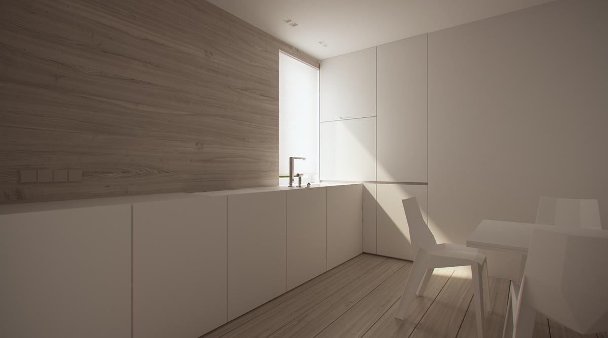Extreme Minimal Design Interior Design Ideas