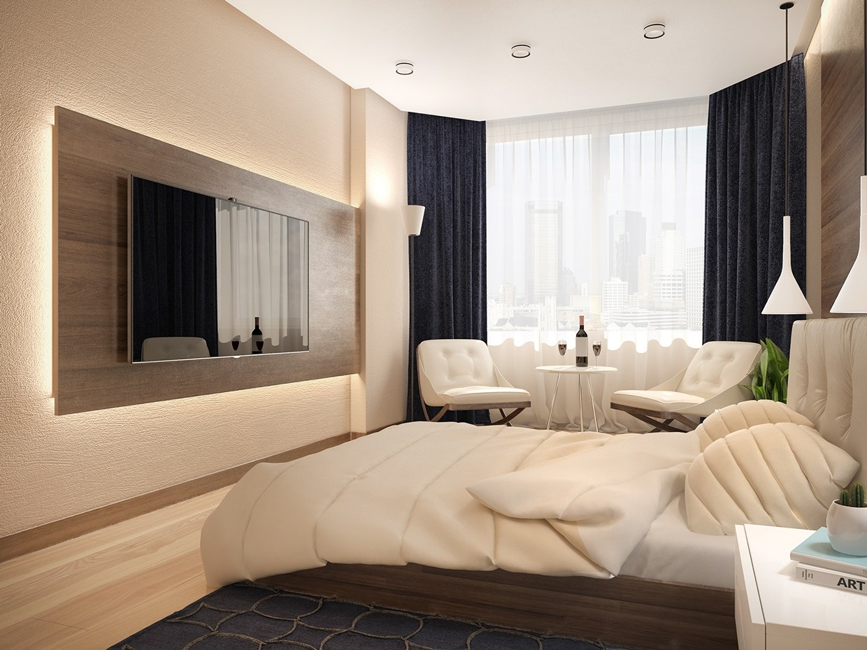 Soothing Neutral Bedroominterior Design Ideas
