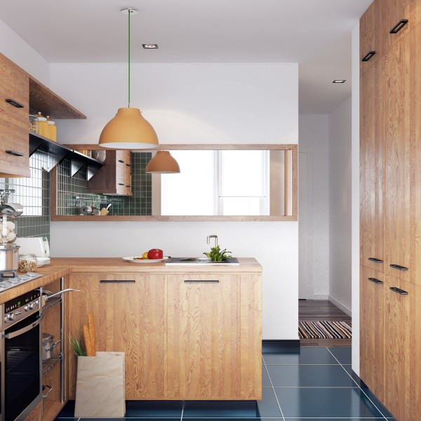 Homes Under 400 Square Feet: 5 Apartments That Squeeze