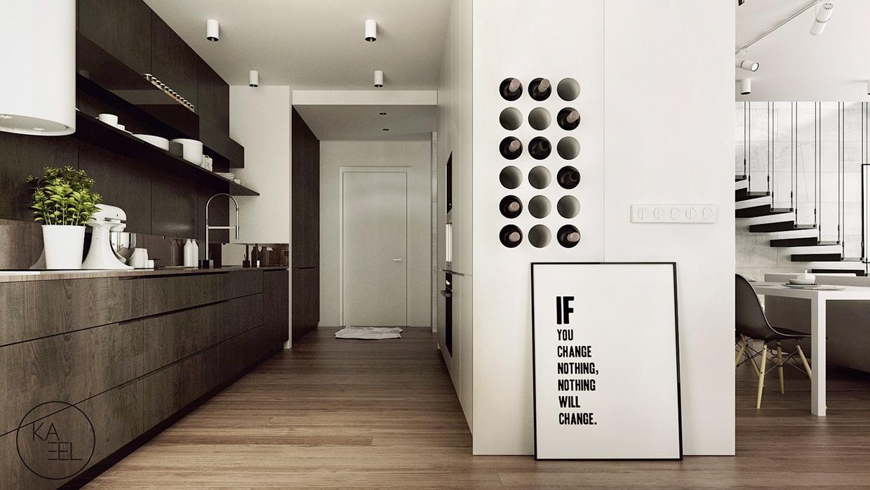 cool gourmet kitchen interior design ideas
