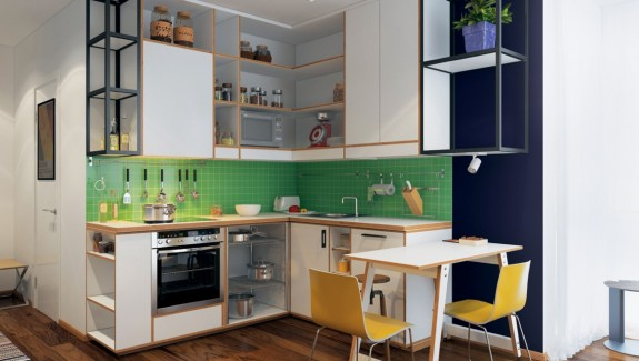 Endangerings Under 400 Square Feet: 5 Apartments That Squeeze Utility Out Of Every Square Inch