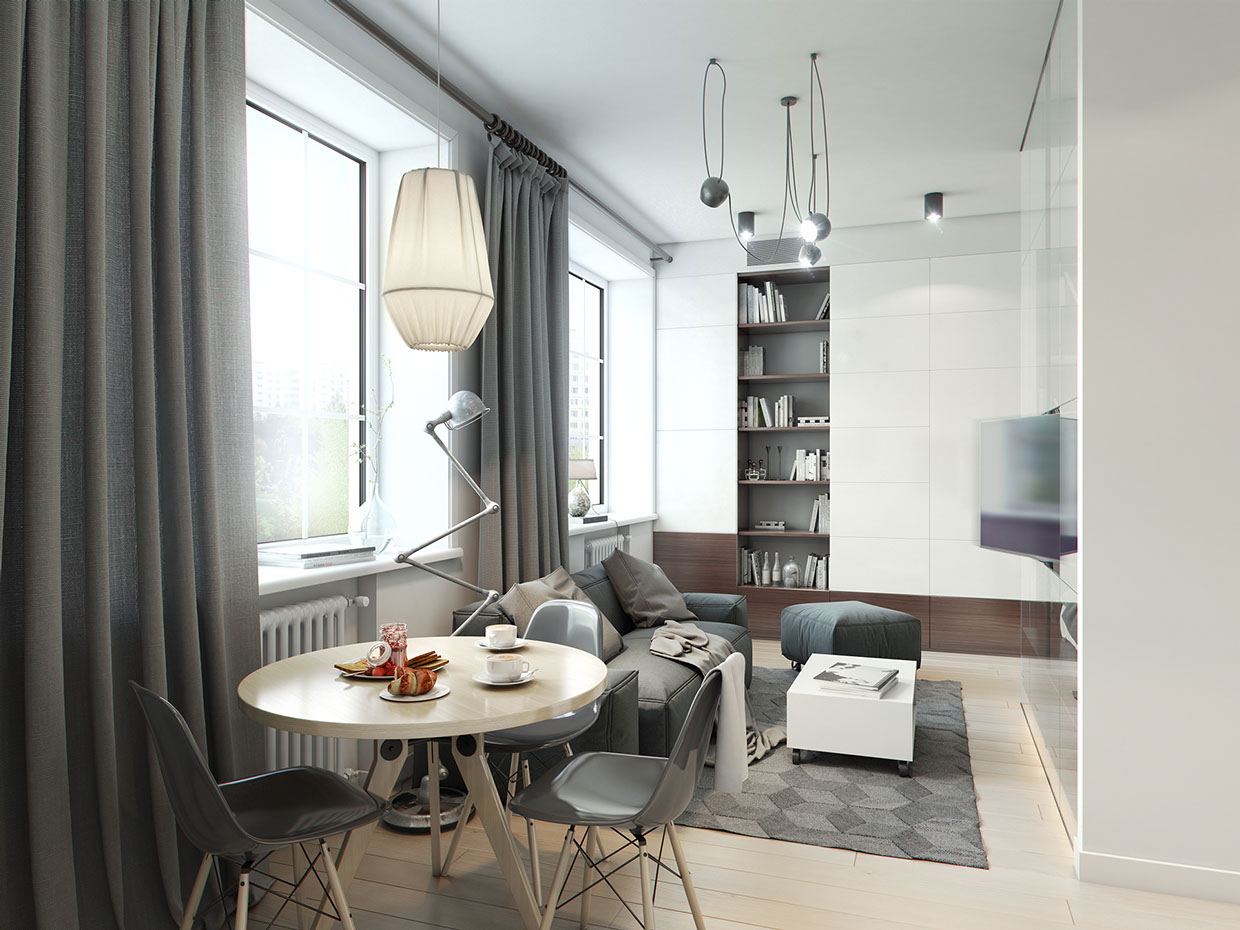 3 Super Small Homes With Floor Area Under 400 Square Feet 40 Square Meter