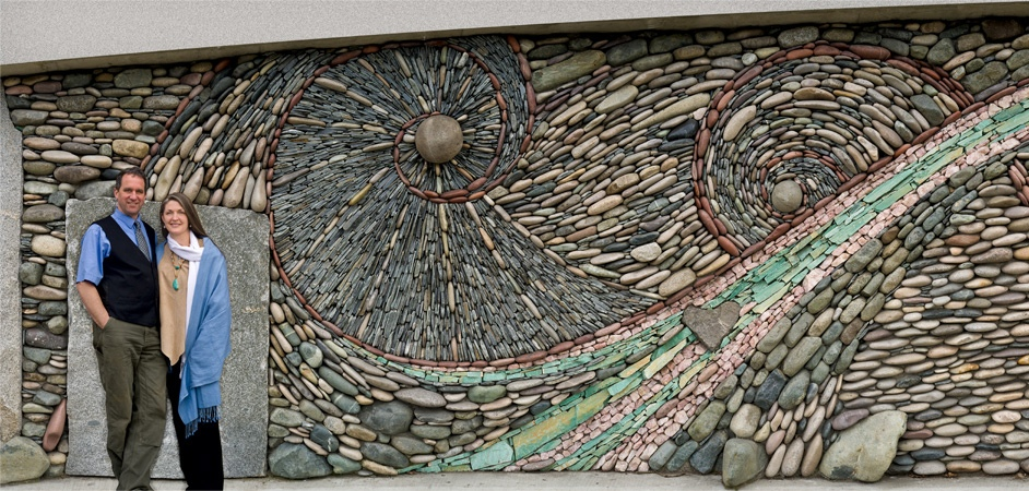 Breathtaking stone mosaics turn nature into art