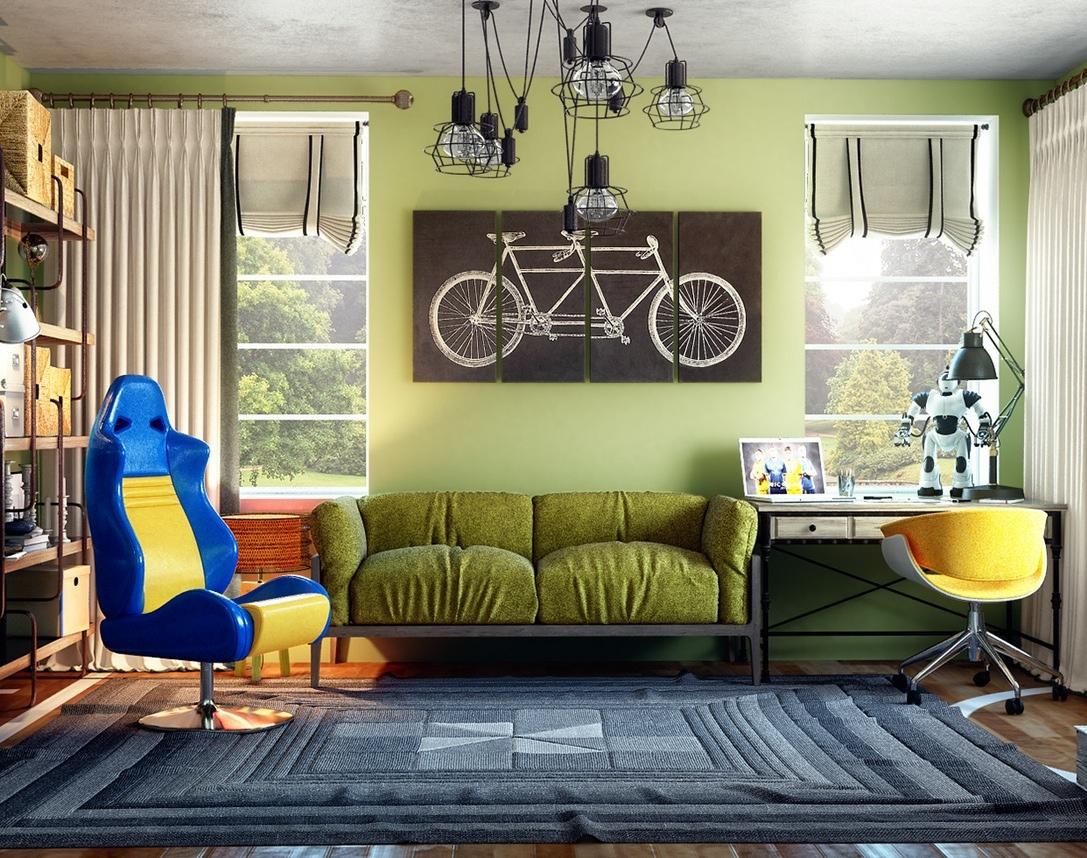Creative Teen Bedroom Design: Creative Bedrooms That Any Teenager Will Love