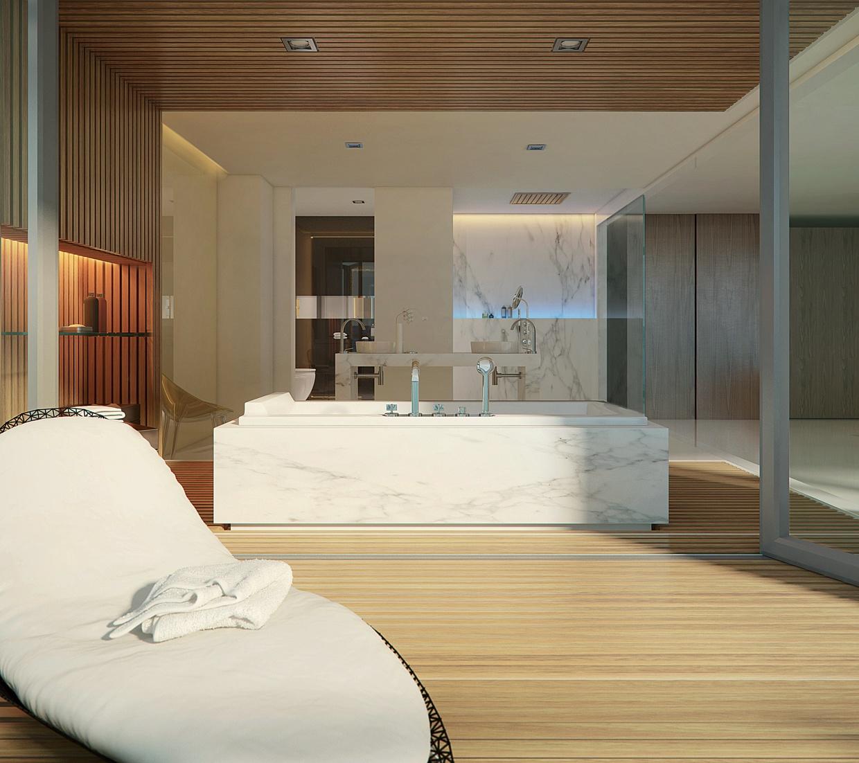 Luxury Master Bedroom Designs: Ultra Luxury Bathroom Inspiration