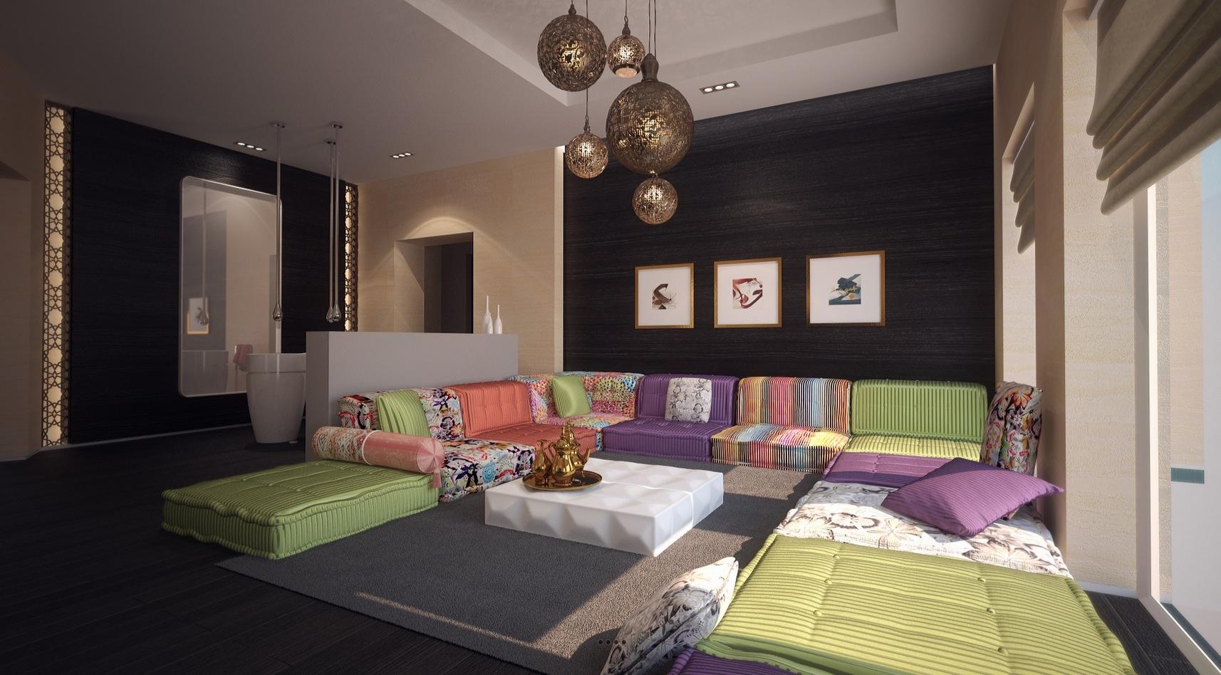 colorful-sofas | Interior Design Ideas.