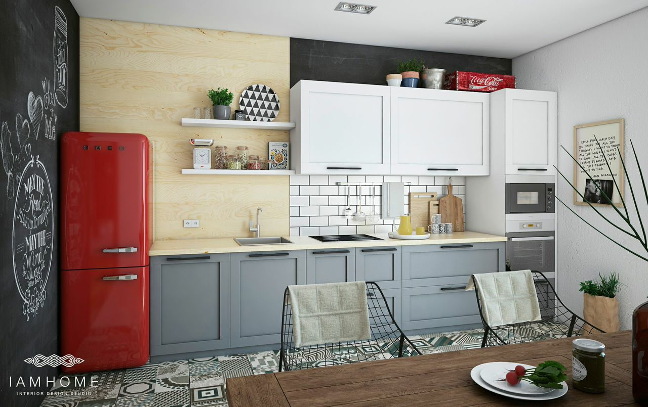 Cozy Kitchen Design Interior Design Ideas
