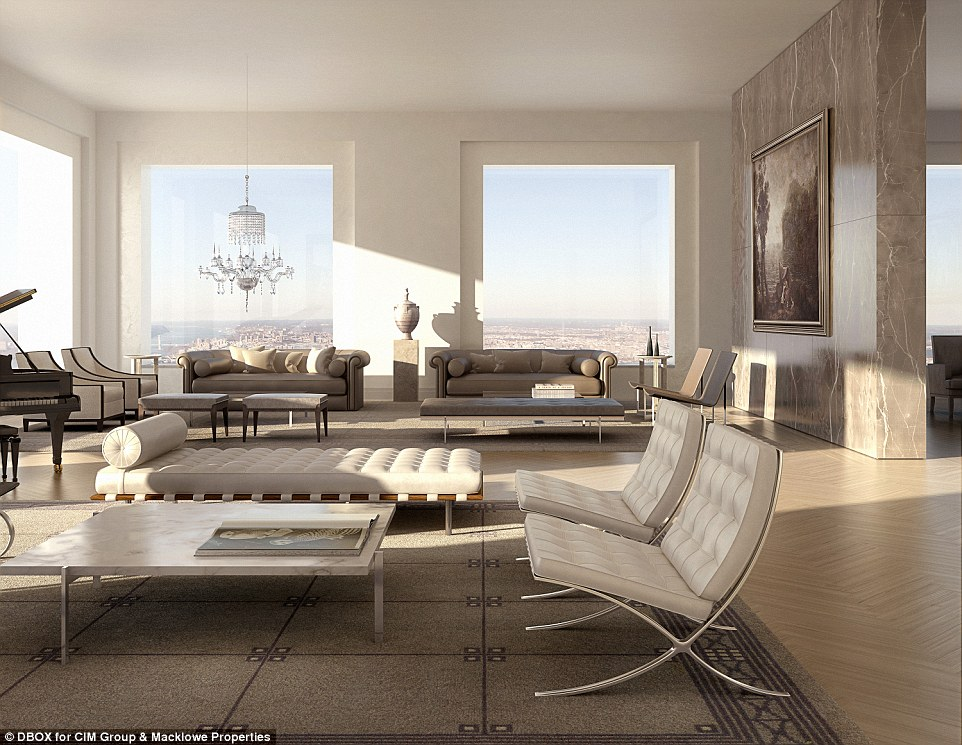 432 park avenue the tallest residential building in the western hemisphere