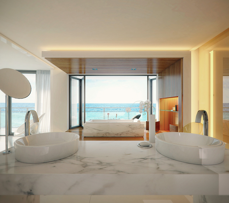 Luxury Bathrooms: Ultra Luxury Bathroom Inspiration