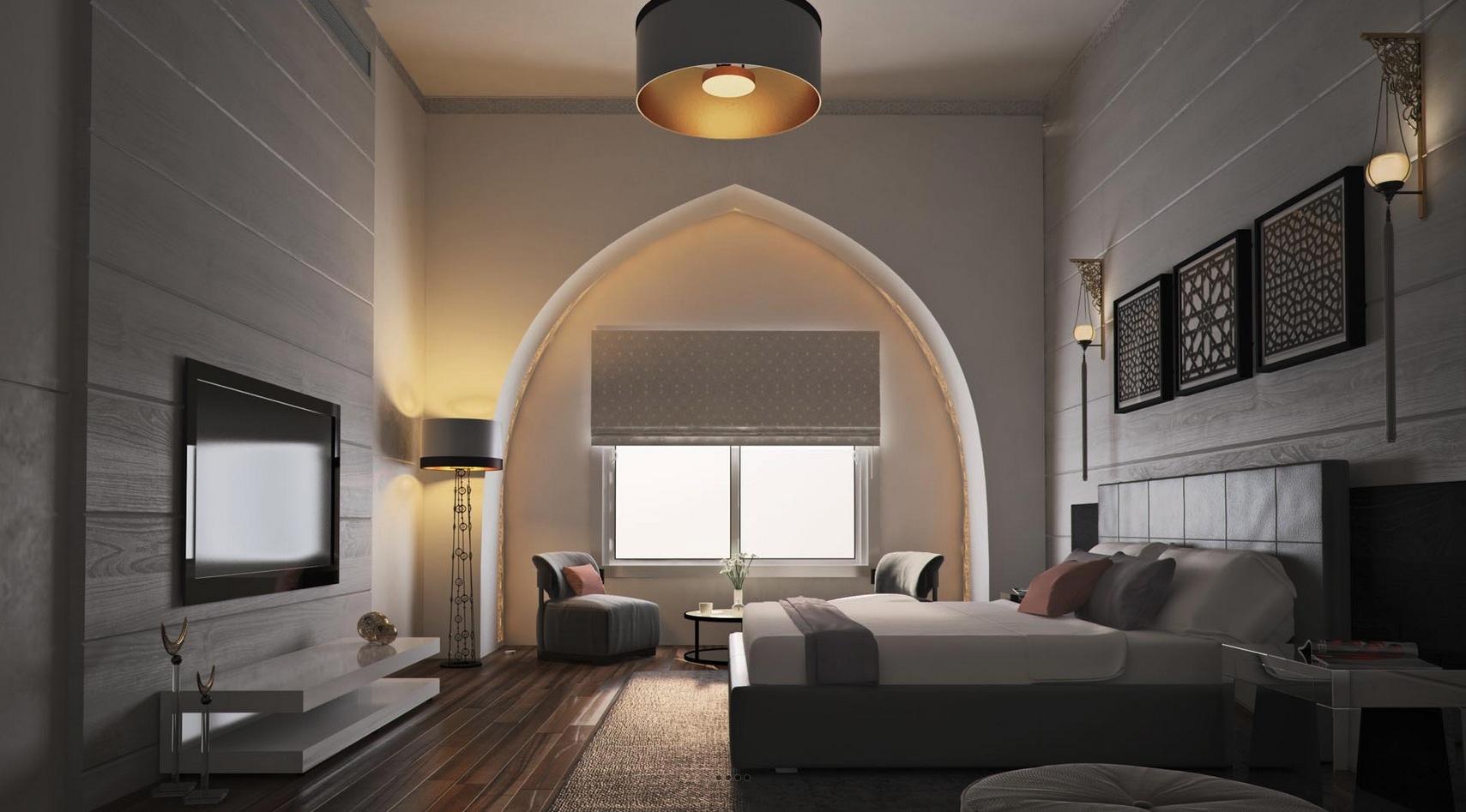 moroccan-style-bedroom | Interior Design Ideas.