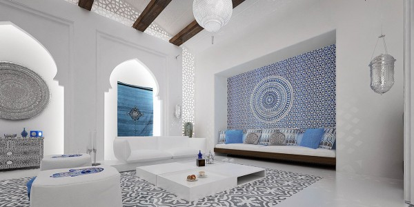 ... Moroccan-inspired designs. 10 ... & Moroccan Style Interior Design