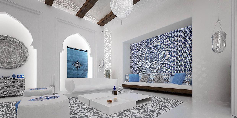 marvellous moroccan interior design | Moroccan Style Interior Design