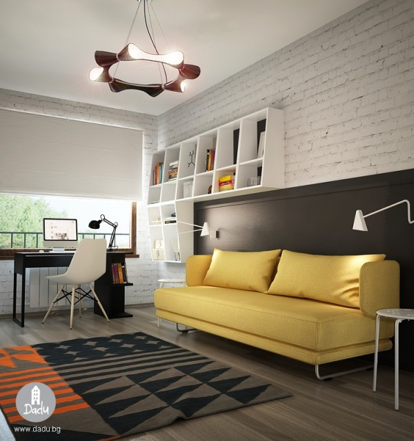 Creative Bedrooms That Any Teenager Will Love: Creative Bedrooms That Any Teenager Will Love