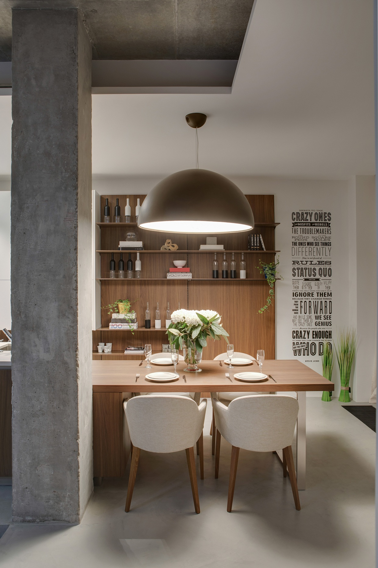Designing A Super Stylish Party Pad: The Oh!dessa Apartment