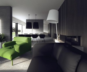 Other Related Interior Design Ideas You Might Like Modern Minimalist Black And White