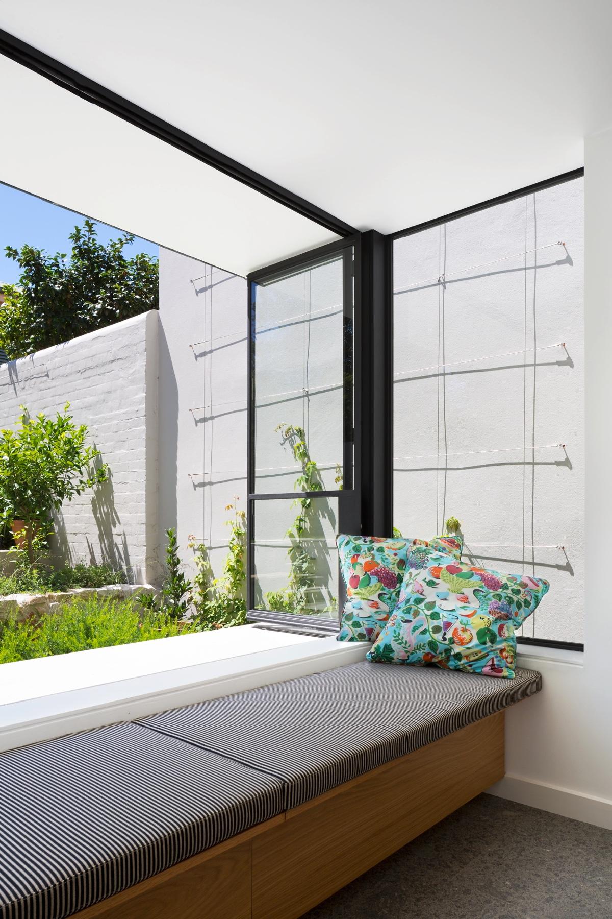 Modern Window Seat Interior Design Ideas