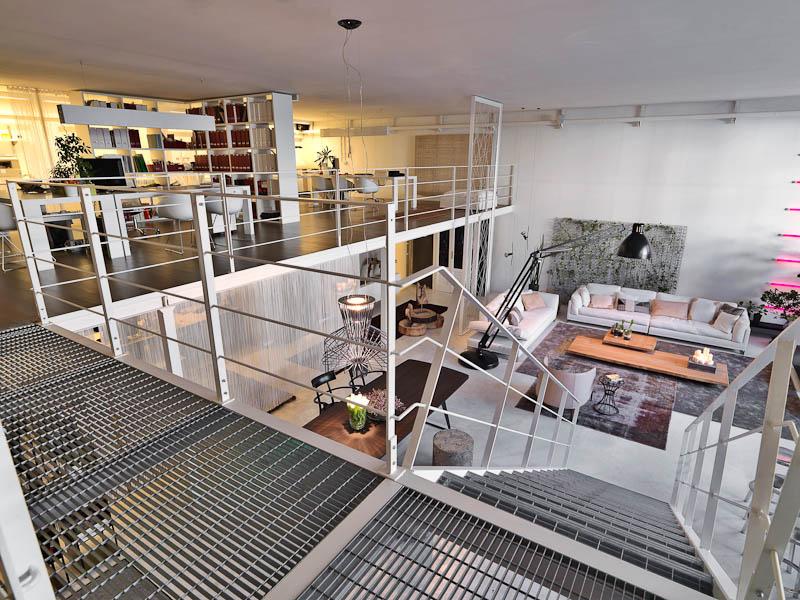 Upstairs Loft Decorating Ideas