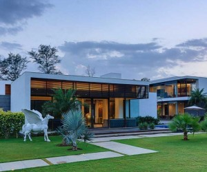 A Sleek Modern Home With Indian Sensibilities And An Interiors Inside Ideas Interiors design about Everything [magnanprojects.com]