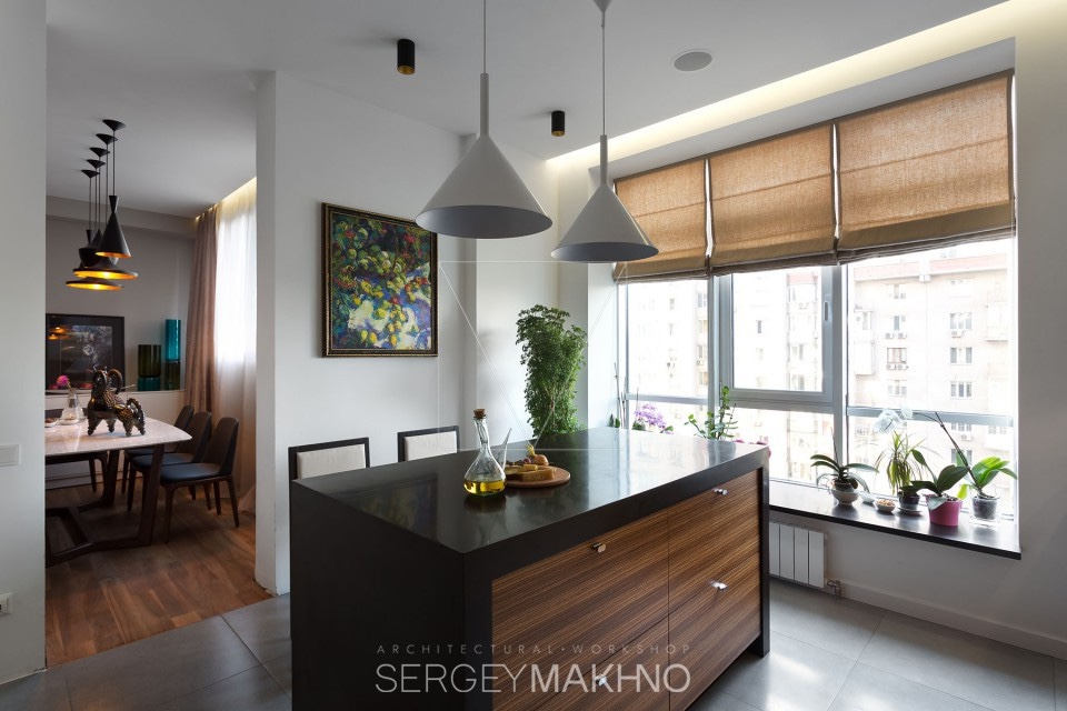 3 whimsical apartment interiors from sergey makhno