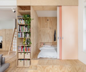 two apartments in modern minimalist japanese style includes floor plans home office designs