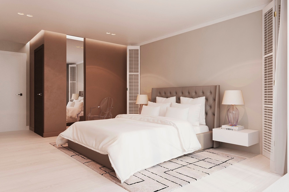 Warm modern interior design - What is contemporary style ...