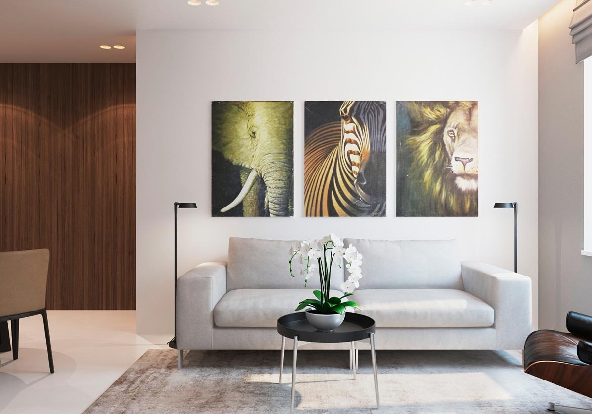 vibrant-living-room-design   Interior Design Ideas.
