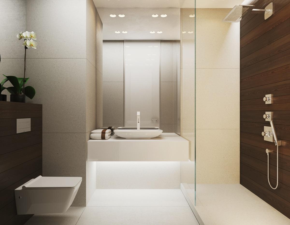 warm bathroom design interior design ideas. Black Bedroom Furniture Sets. Home Design Ideas