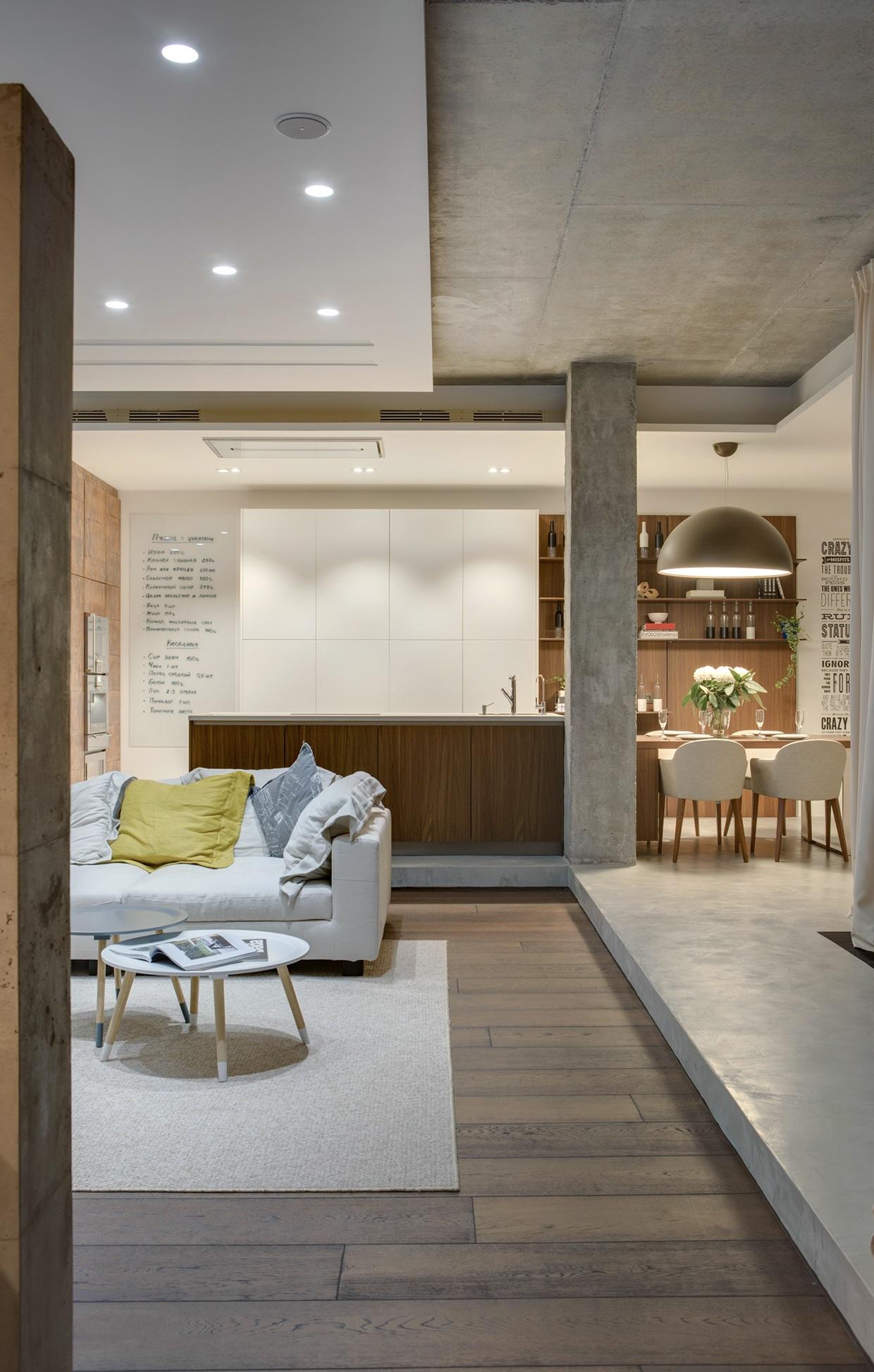 Warm Industrial Design Interior Design Ideas