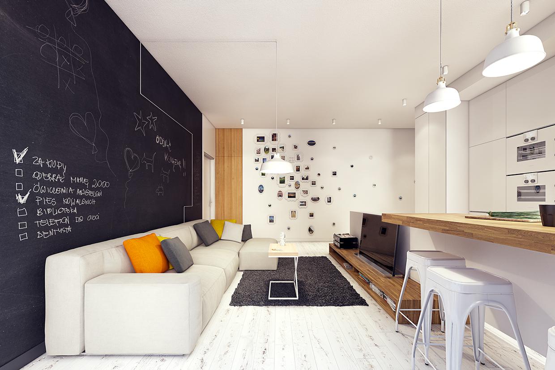 Chalkboard Wall Design Ideasinterior Design Ideas