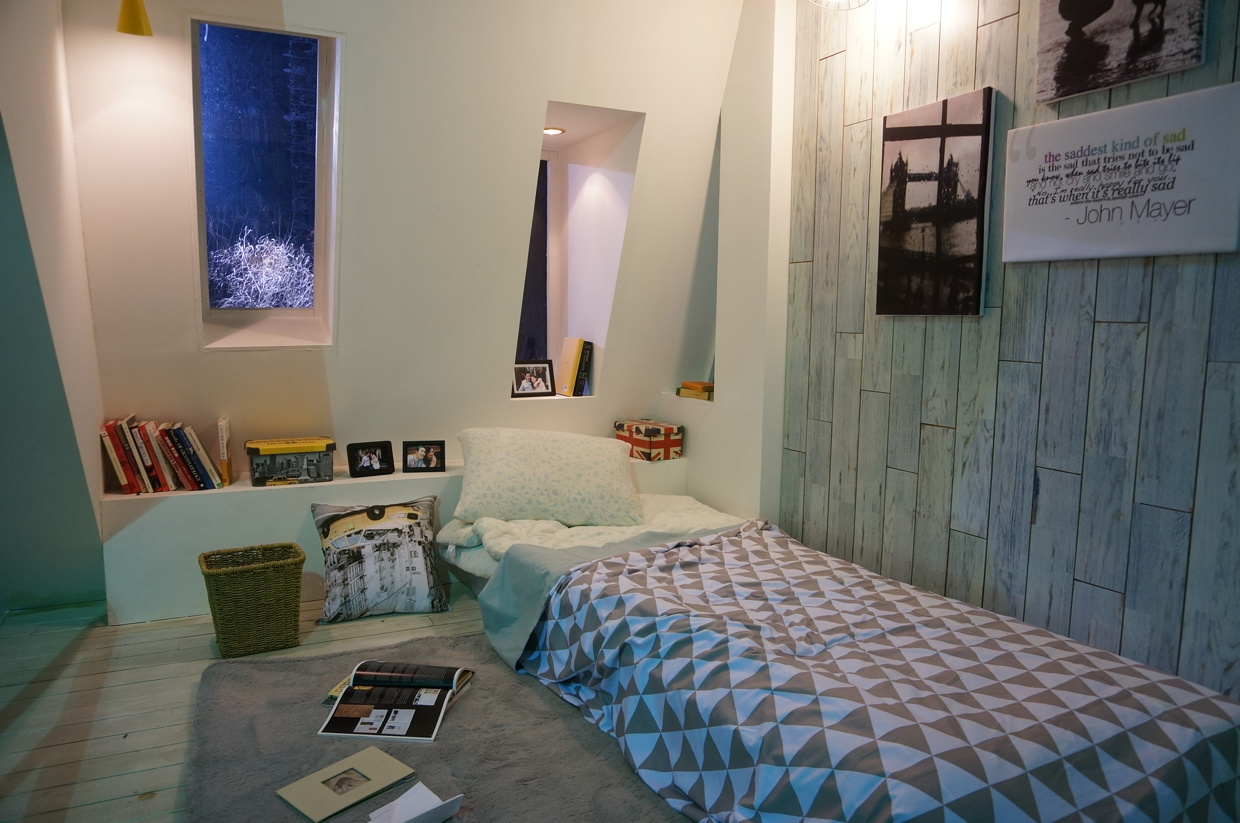 Korean interior design inspiration - Cute bedroom ...