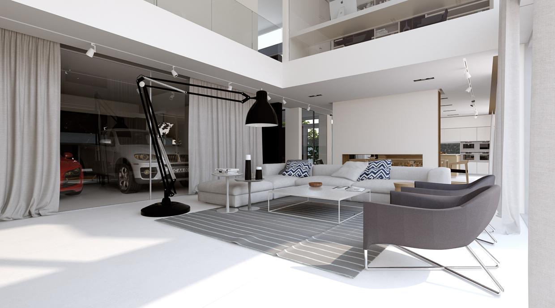 Modern Garage Designinterior Design Ideas